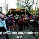 Arco Iris Samba Band at Mill Road Winter Fair 2014